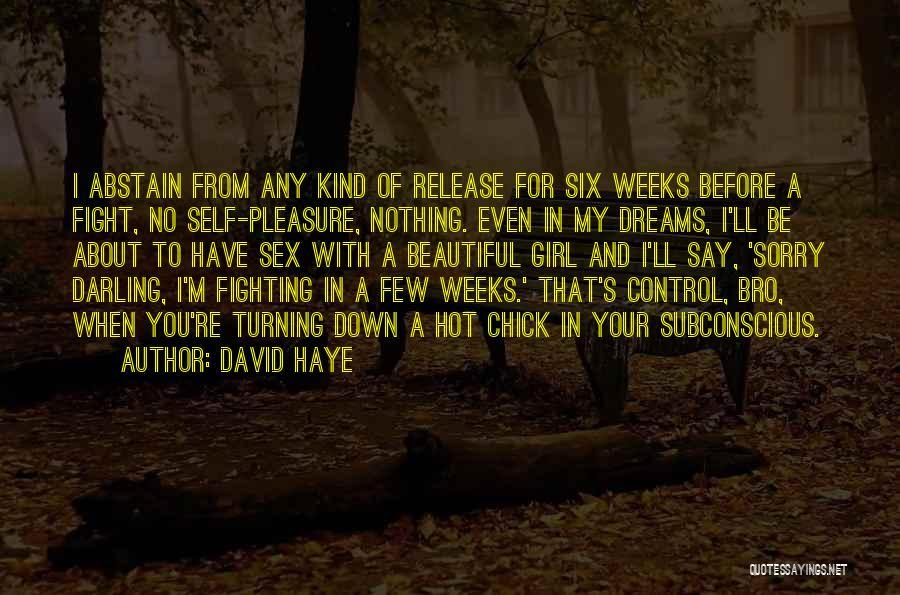David Haye Quotes 1203615