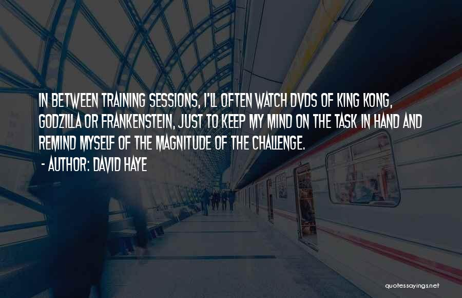 David Haye Quotes 1333052