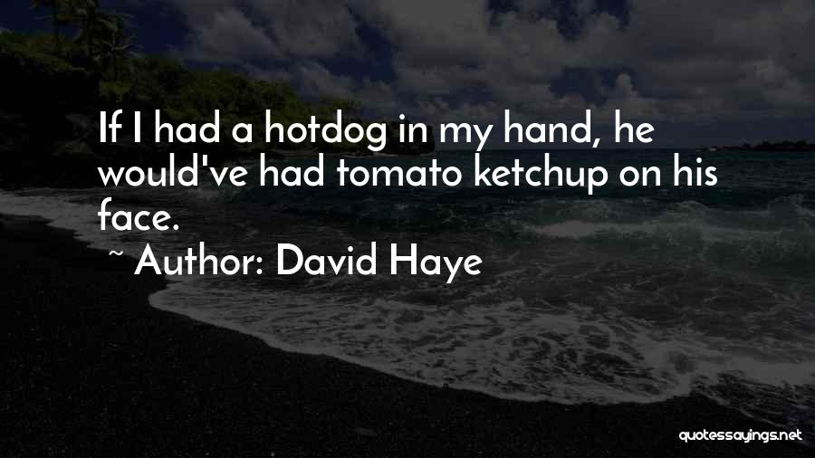 David Haye Quotes 1408496