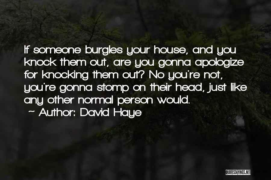 David Haye Quotes 155810