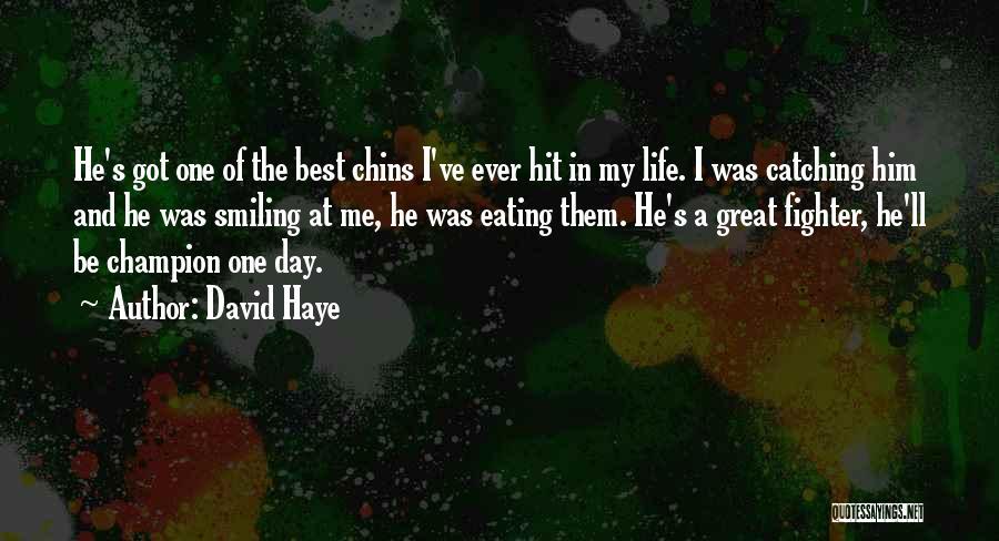David Haye Quotes 1770210