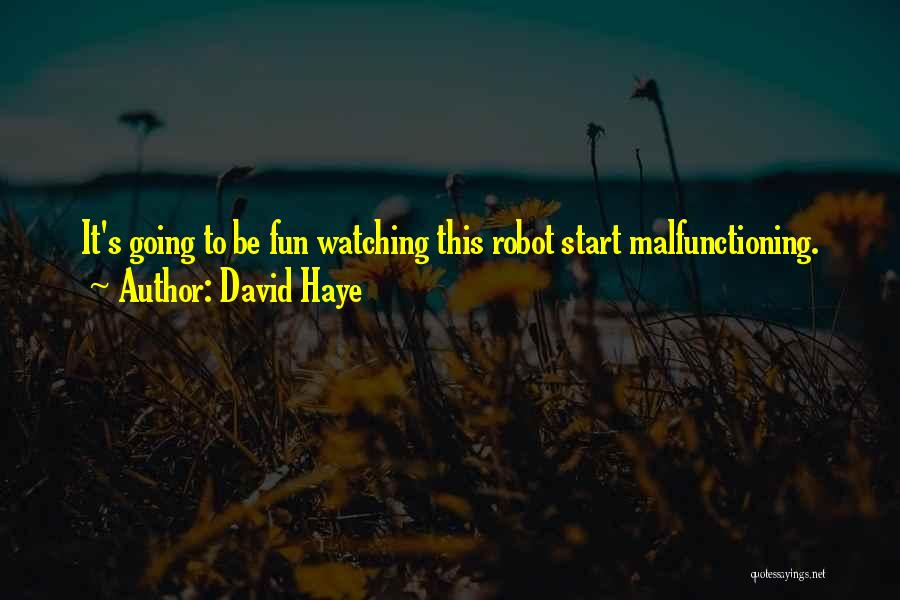 David Haye Quotes 2012851