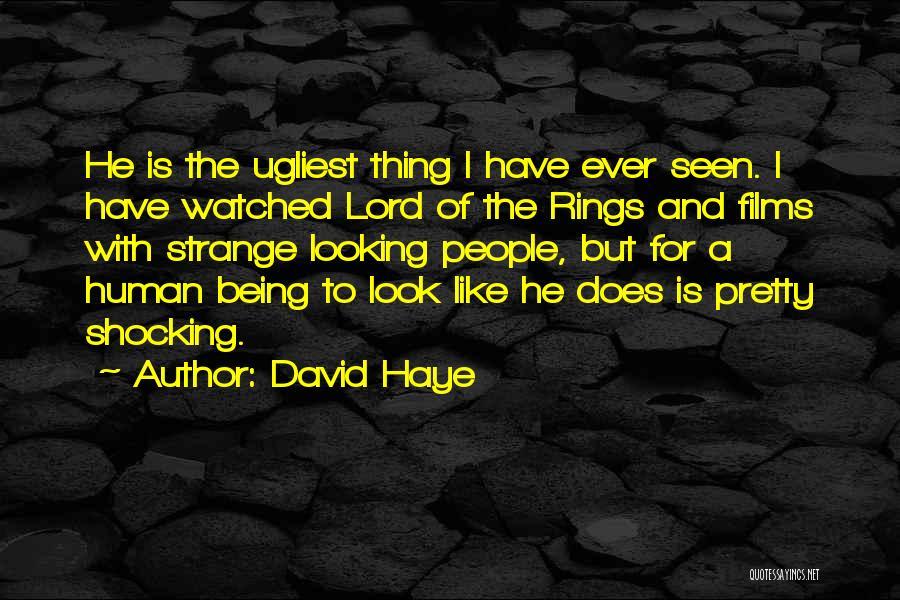 David Haye Quotes 545793