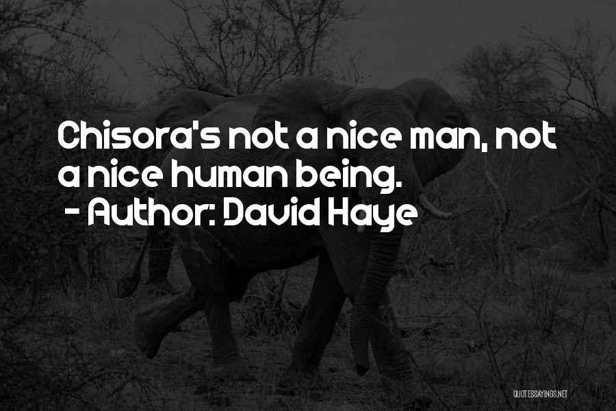 David Haye Quotes 549708