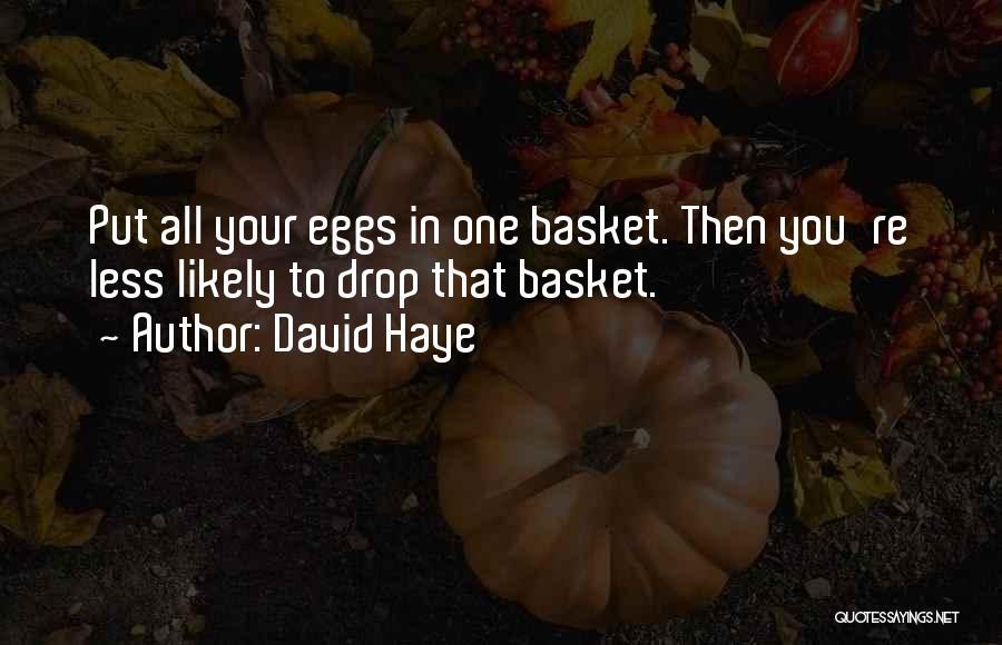 David Haye Quotes 615180