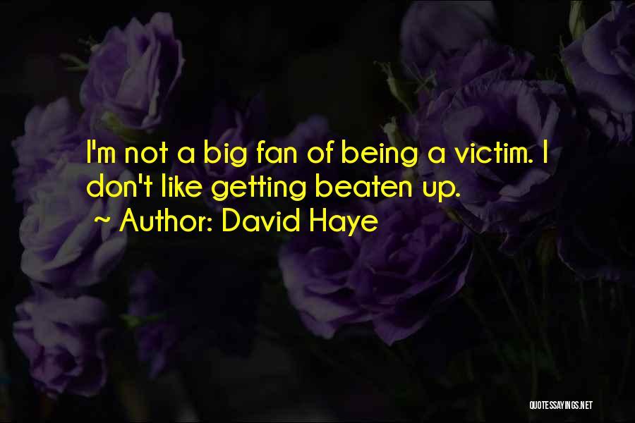 David Haye Quotes 840793
