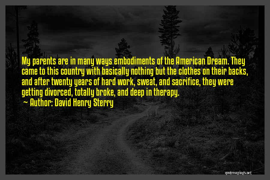 David Henry Sterry Quotes 1752039