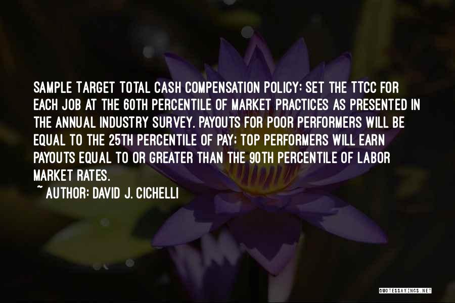 David J. Cichelli Quotes 1971655