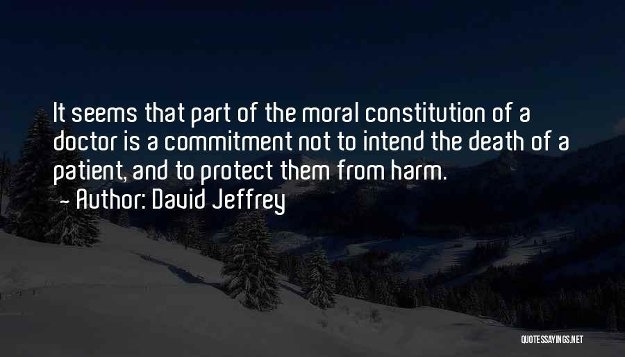 David Jeffrey Quotes 1756372