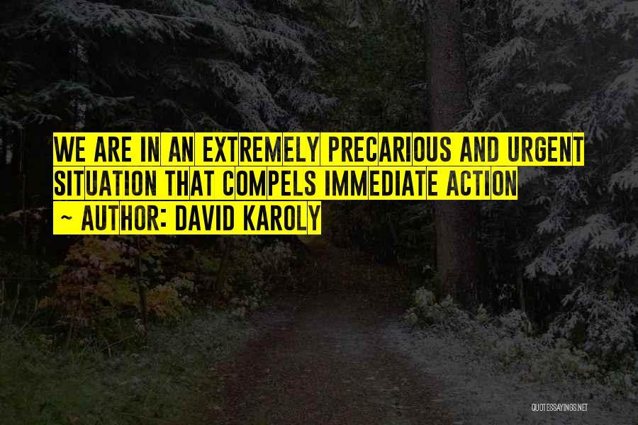 David Karoly Quotes 704337