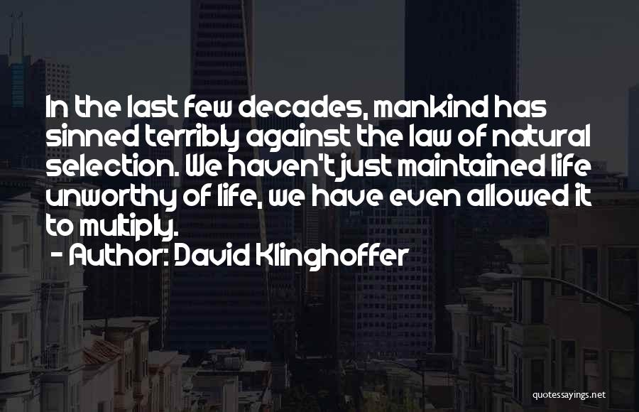 David Klinghoffer Quotes 557830