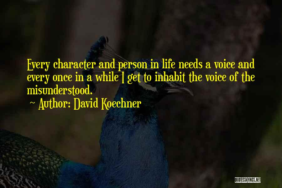 David Koechner Quotes 104706