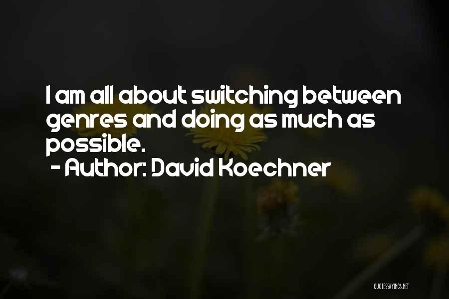 David Koechner Quotes 1157349