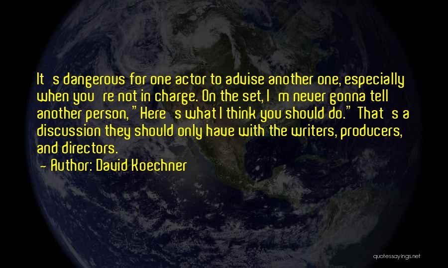 David Koechner Quotes 124366