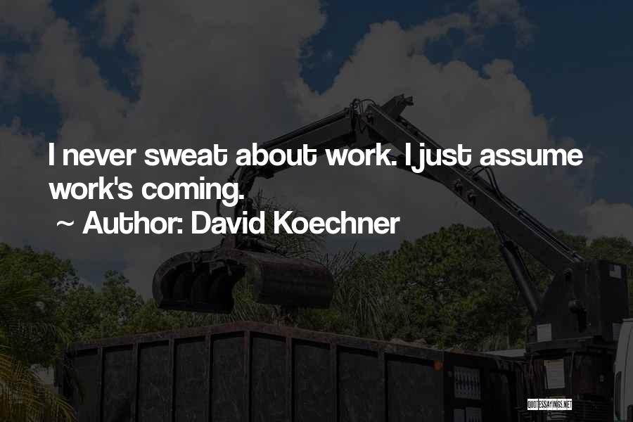 David Koechner Quotes 1748021