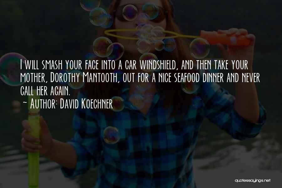 David Koechner Quotes 2267007