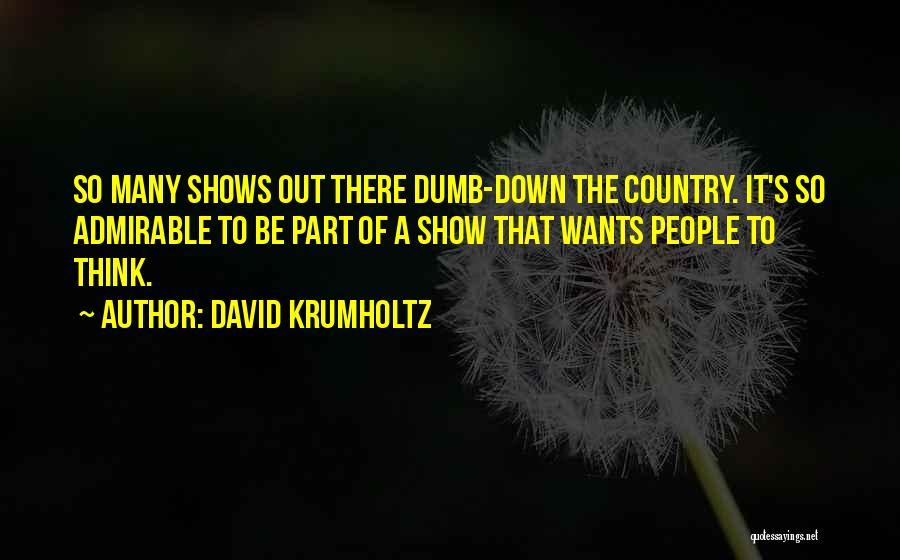 David Krumholtz Quotes 197085
