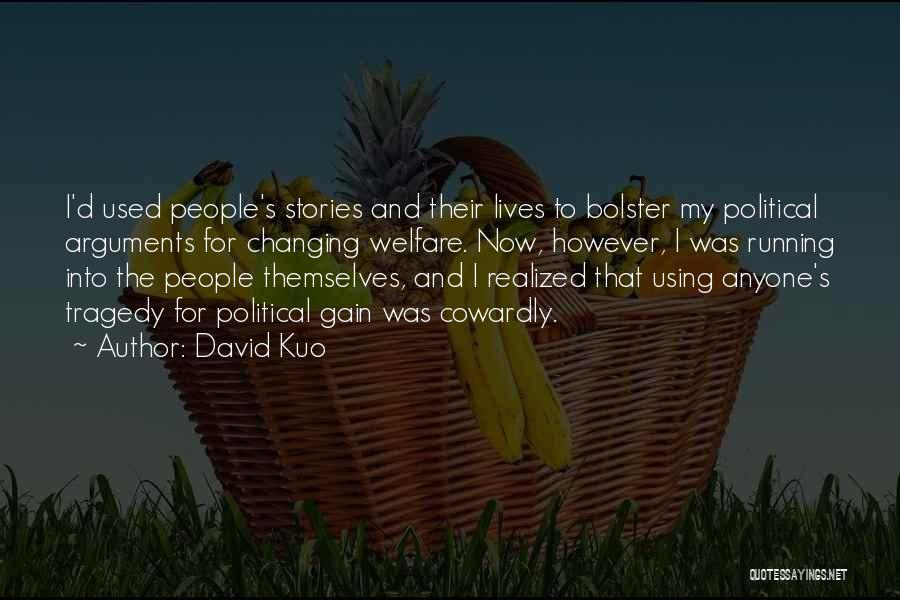 David Kuo Quotes 350433