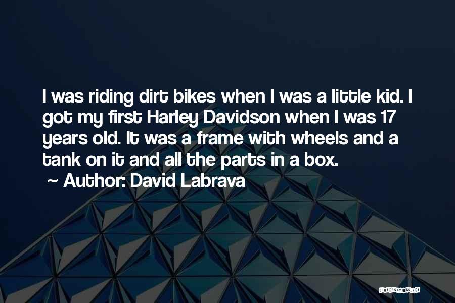 David Labrava Quotes 853492
