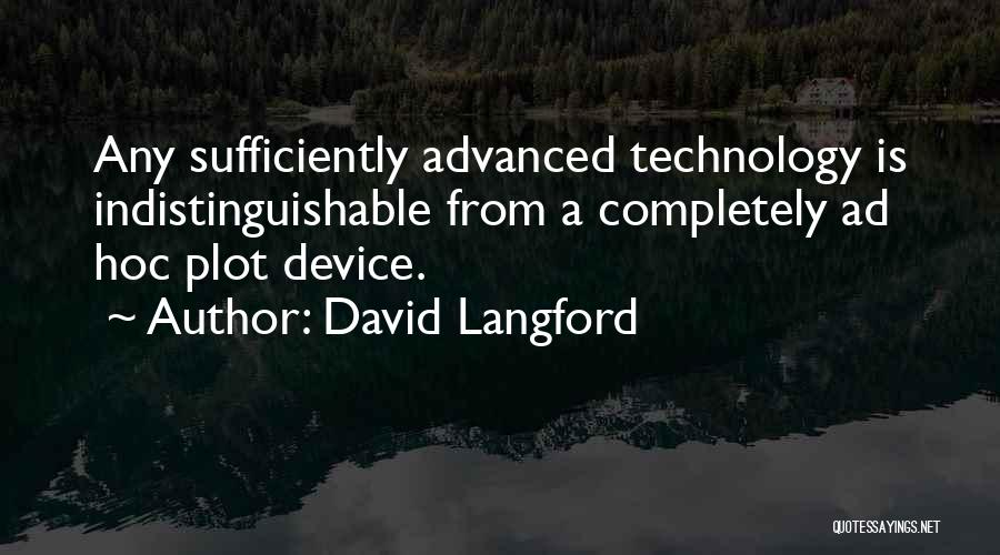David Langford Quotes 1792207
