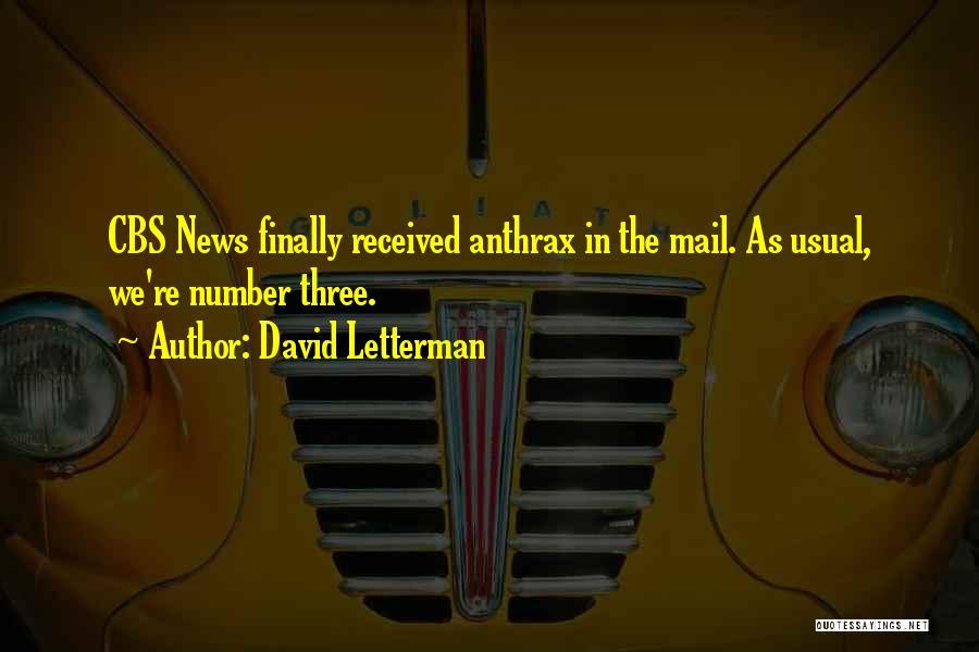 David Letterman Quotes 1182231