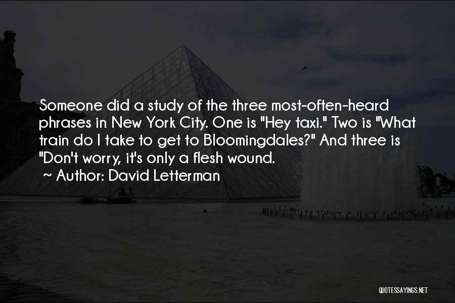 David Letterman Quotes 119898