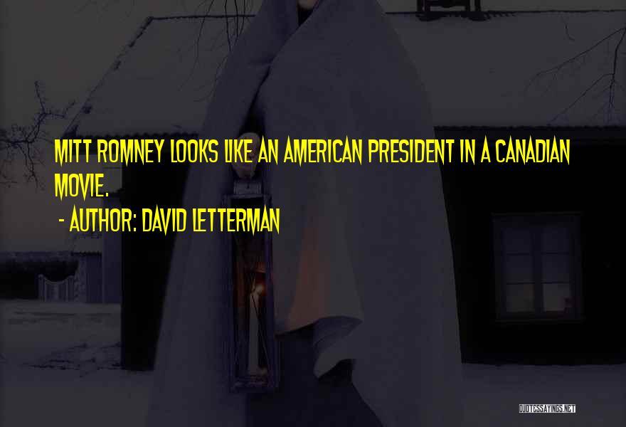 David Letterman Quotes 1284947