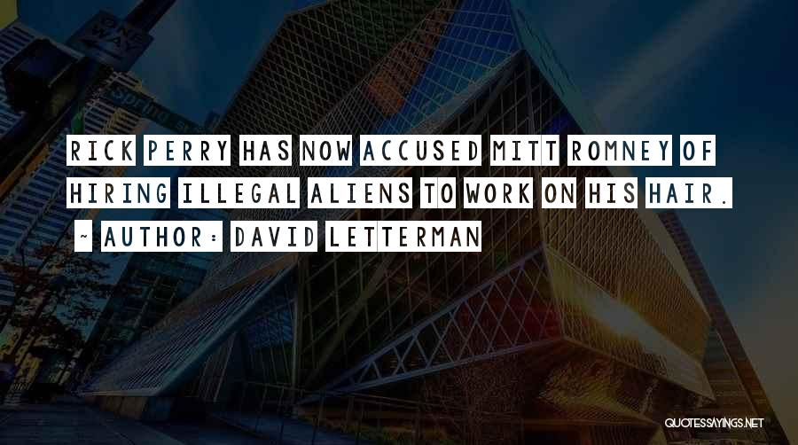 David Letterman Quotes 1385348