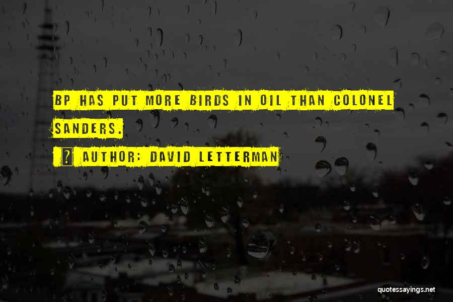 David Letterman Quotes 1464209