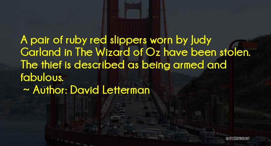 David Letterman Quotes 1522039