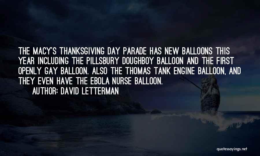 David Letterman Quotes 1572602