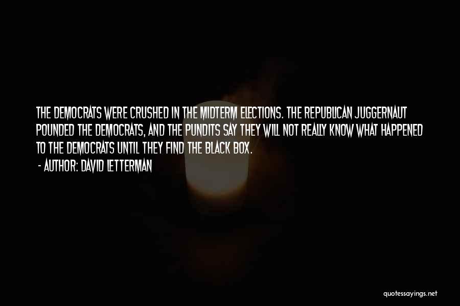 David Letterman Quotes 1647922