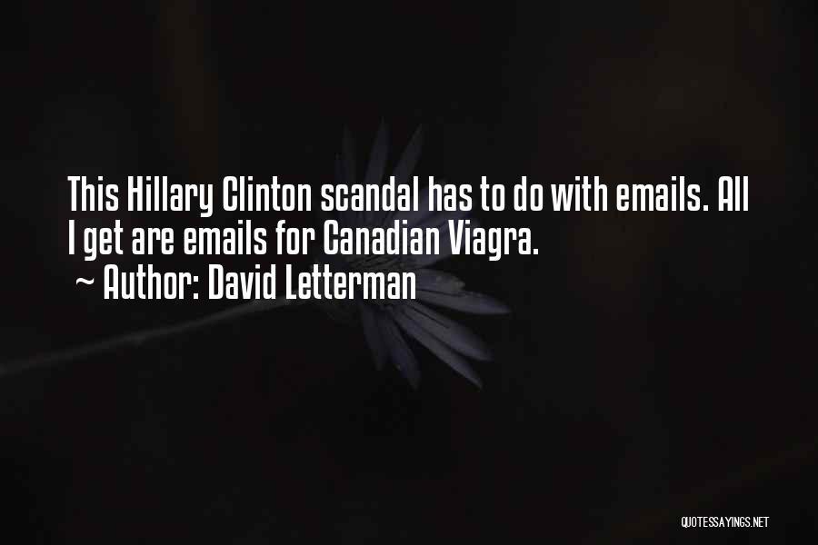 David Letterman Quotes 1708268