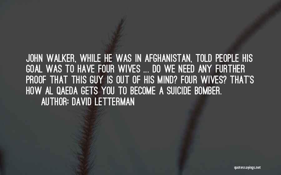 David Letterman Quotes 1727118