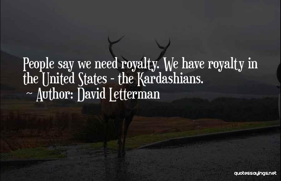 David Letterman Quotes 1739318