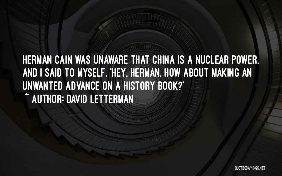 David Letterman Quotes 1773822