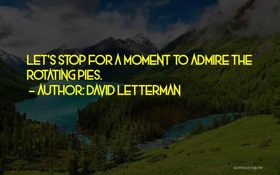 David Letterman Quotes 178109