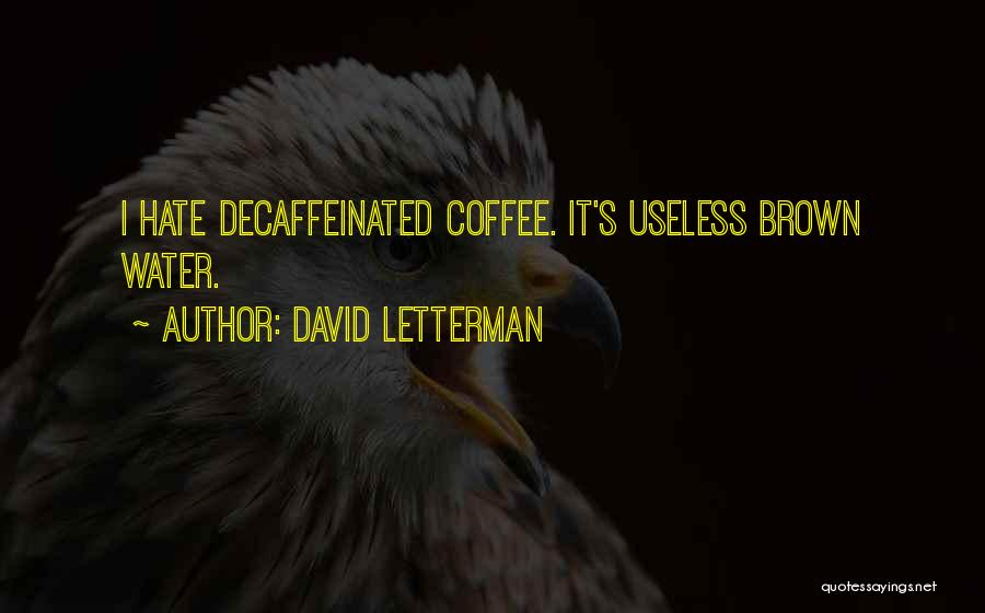 David Letterman Quotes 1808831