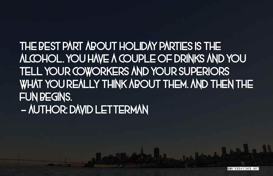 David Letterman Quotes 1837186