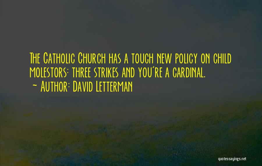 David Letterman Quotes 1887573