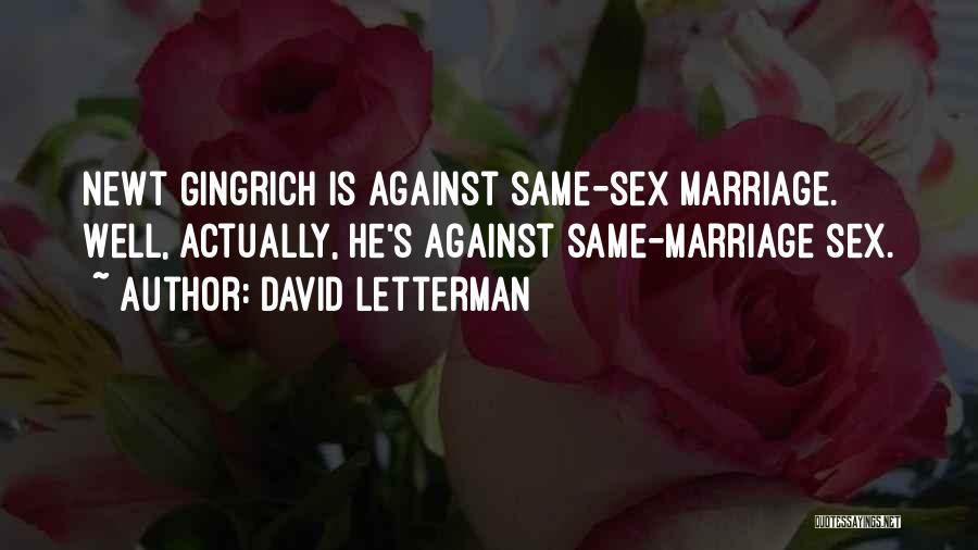 David Letterman Quotes 1970548