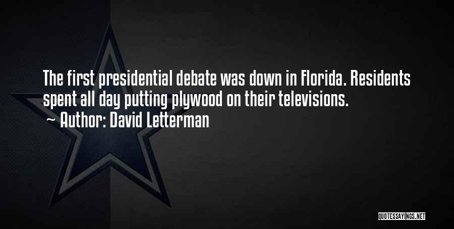 David Letterman Quotes 2085404