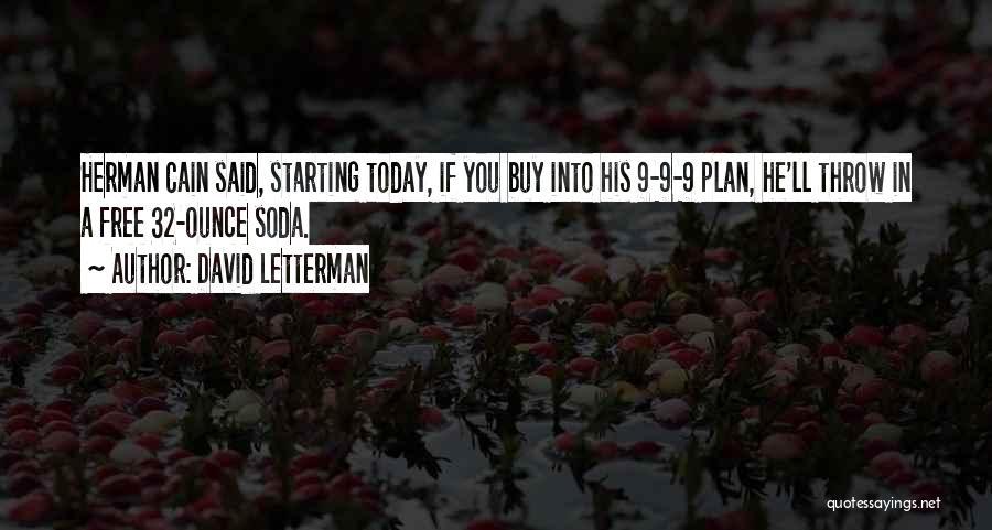David Letterman Quotes 2165376