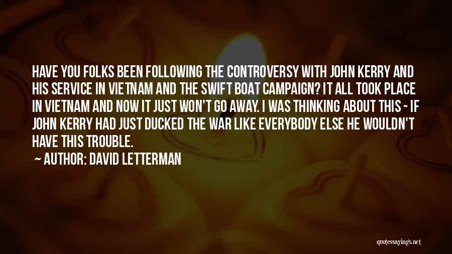 David Letterman Quotes 392874