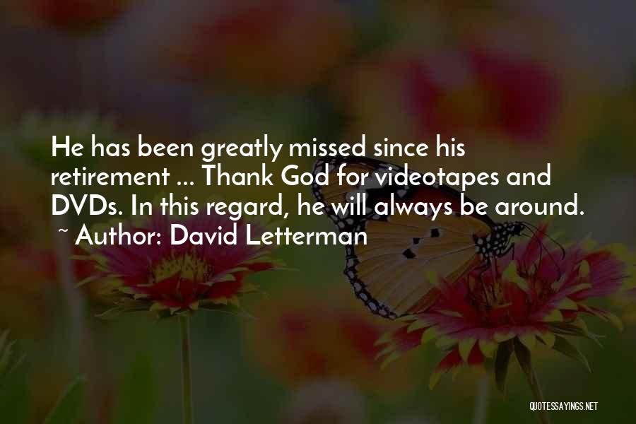 David Letterman Quotes 437044