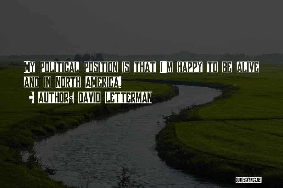 David Letterman Quotes 525426
