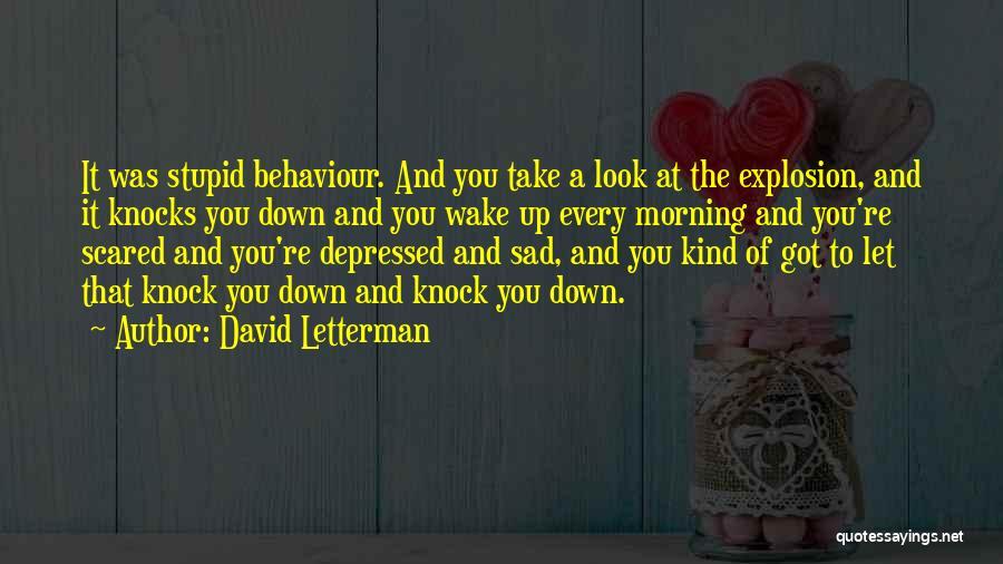 David Letterman Quotes 610839
