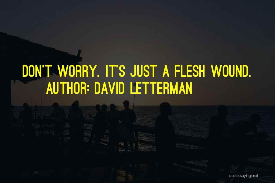 David Letterman Quotes 626611