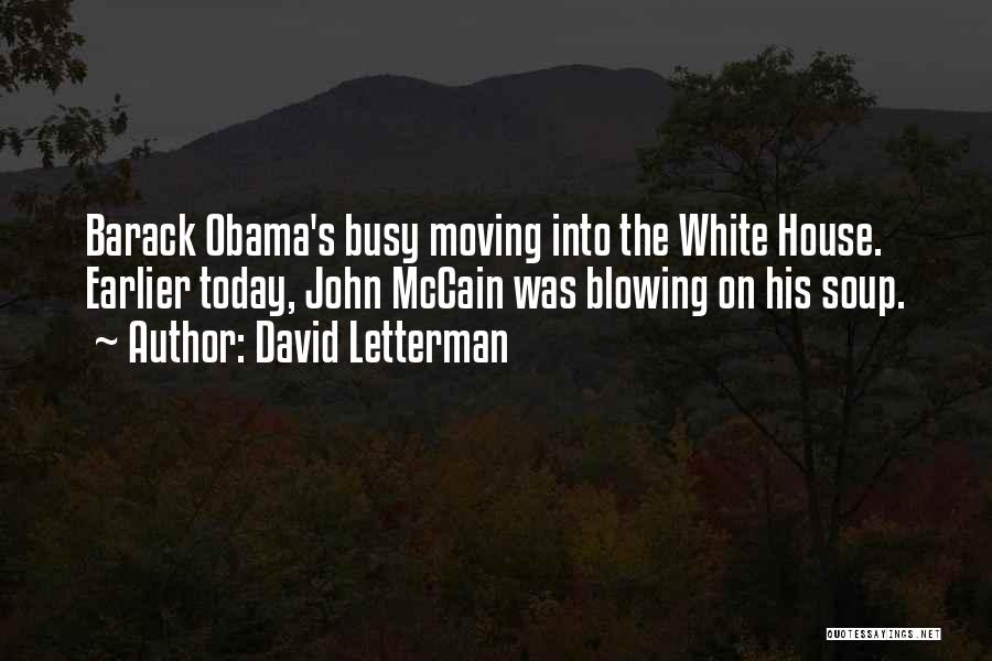 David Letterman Quotes 688852