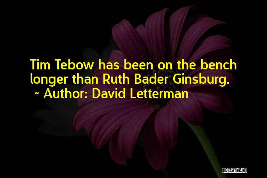 David Letterman Quotes 84033